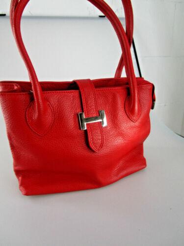 Damentasche aus echtem Leder Ledertasche  Vintage Tasche Handtasche TLV-002