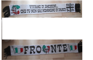 SCIARPE SCARF ULTRAS FRONTE JUVENTUS DOPPIA LANA