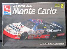 1:25 Scale AMT - ERTL Western Auto Monte Carlo Model Kit # 8163 NIB Sealed