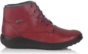 Waterproof Pu Sole Up Details Leather Carmin Zu 08 Ladies Lace Ankle Madera Boots Romika Yb6gyf7