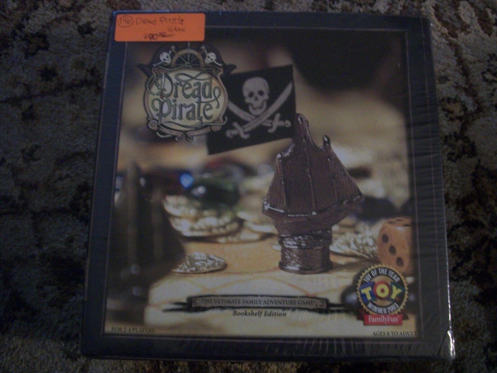 rougeoutable Pirate --- Board  Game --- Scellé  sortie
