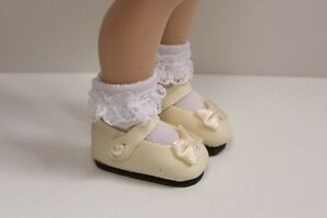 Debs LT PINK Mary Jane Doll Shoes For Helen Kish Tulah