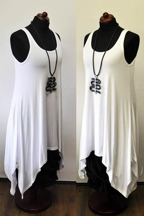 Superposition Ligne A-Solution Intermédiaire scapulaire robe Blanc Maillot