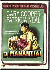 The Fountainhead (El Manantial) - UK Region 2 Compatible DVD Garry Cooper NEW