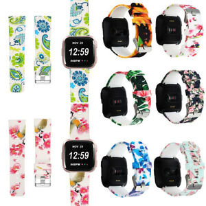Details about Women's Replacement Wrist Band Watch Strap For Fitbit Versa  Smart Bracelet UK