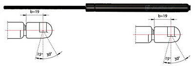 Kofferraum Dämpfer   264mm 460N ALFA ROMEO 156 1997-2005 101-00 Gasfeder Lade