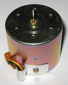 Matsushita-DC-Motor-9-V-2250-RPM-Ultra-Quiet-Cassette-Motor-Low-Current