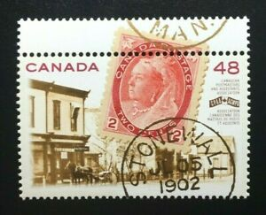Canada-1956-MNH-Canadian-Postmasters-and-Assistants-Association-Stamp-2002