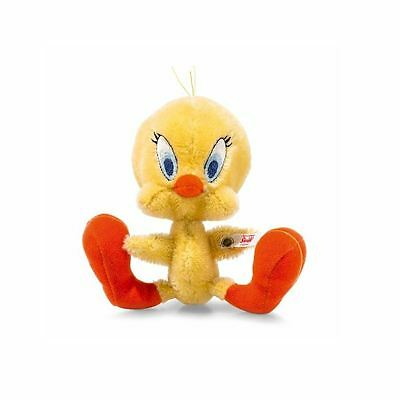 Steiff Warner Bros. Tweety Bird EAN 354670 Looney Tunes Limited Edition Gift New