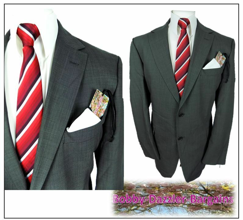 M&S The Lightweight 2 piece mens suit Ch44