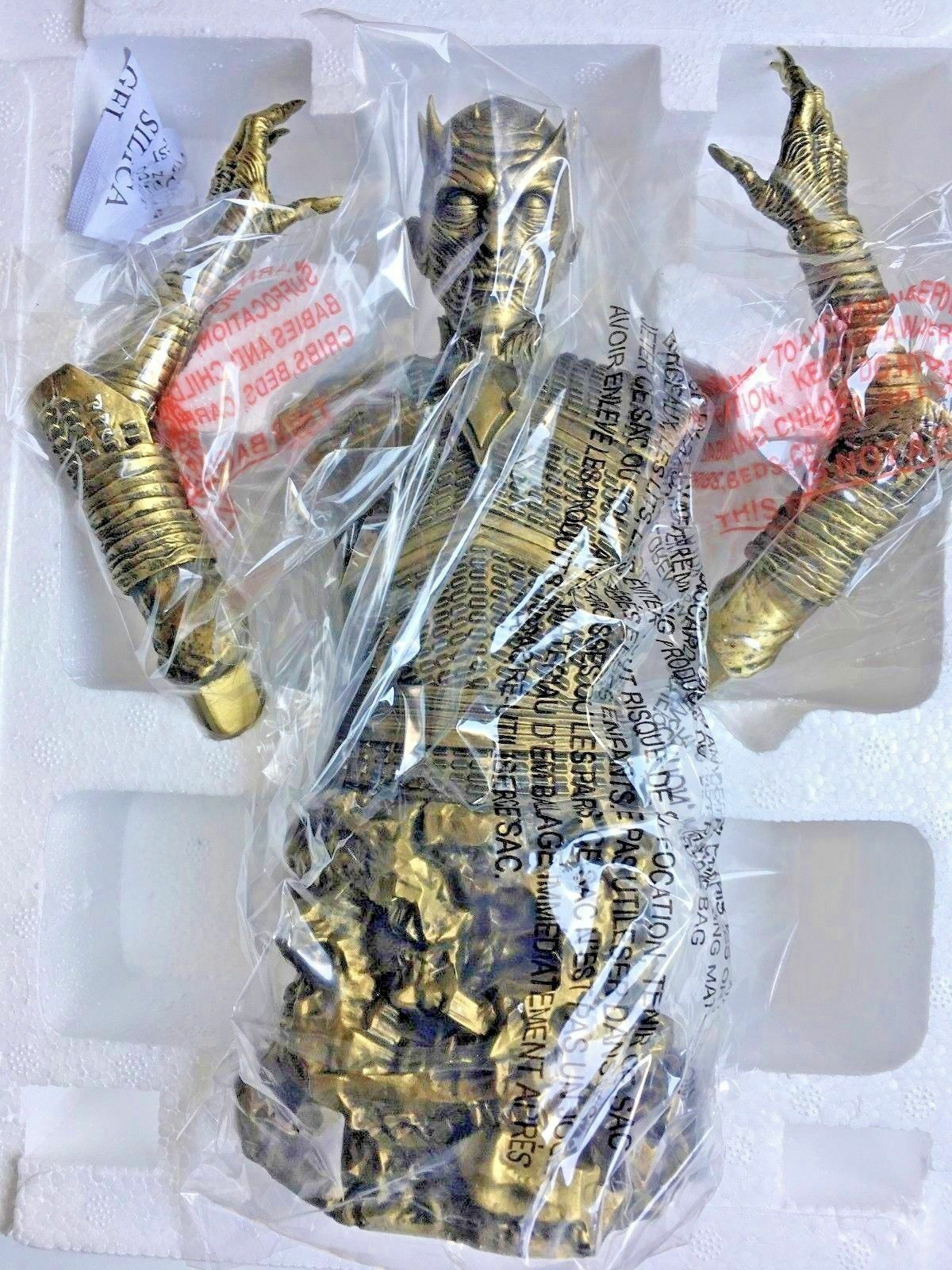 Game of Thrones The Night King Bust Exclusive Exclusive Exclusive gold Collector´s 1-6 1-7 Boxset ef6562