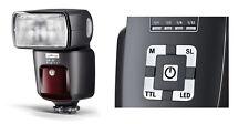 Metz mecablitz 44 AF-2 digital Blitzgerät für Olympus/Panasonic/Leica*HÄNDLER**