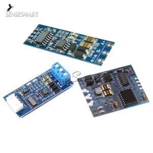 UART Serial Port Industrial TTL To RS485 Converter RS485 To TTL Module Isolation