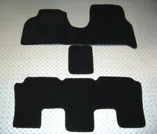 Passform-Velours-Fußmatten für Peugeot 807