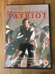 The-Patriot-DVD-with-Mel-Gibson-15-Buy-3-get-one-FREE