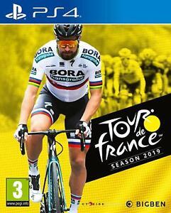 Tour-de-France-Saison-2019-PLAYSTATION-4-PS4-Neuf-Scelle