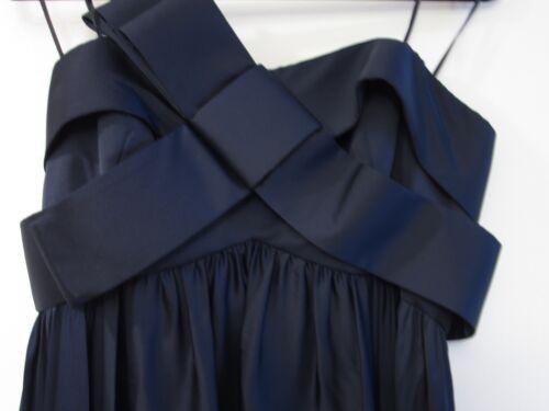Js 200 Bleu Bnwt Par Demoiselle Uk Boutique d'Honneur 16 Rrp Foncé Taille € de Robe Soirée 0w8mnOvNy