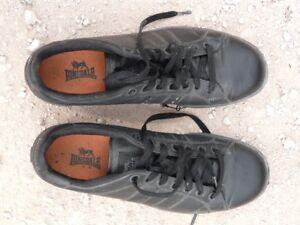 Scarpe-uomo-inglesi-Londsdale-nere-n-43-44