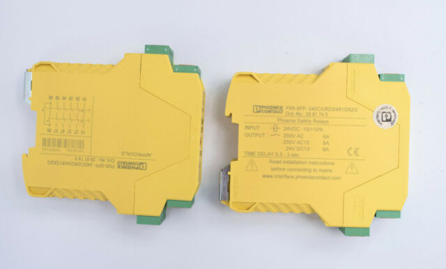 Hima Vr H4135 Phoenix Contact Safety Relay For Sale Ebay