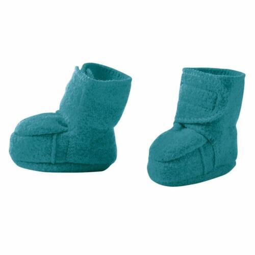 disana Baby Walk Schuhe warm//Baby Hausschuhe m Stoppersohle aus Bio-Merinowolle