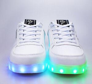 edm light up shoes