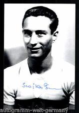 Ferenc Szojka (+2011) Ungarn WM 1954 TOP Foto Original Signiert +A52628