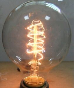 Spectrum Style - Edison balloon light bulb G80 G95 G125 [LB0052013]