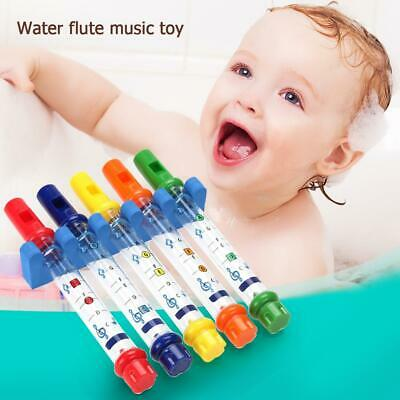1pc Water Flute Toy Kids Children Music Shower Bath Tub Tunes Toys Colorful Gift