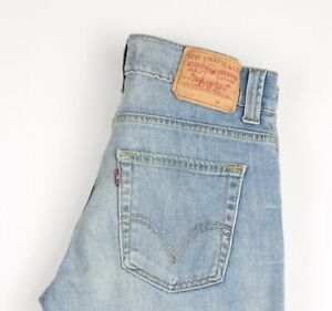 Levi's Strauss & Co Hommes 511 Slim Jeans Extensible Taille W34 L34 AVZ489