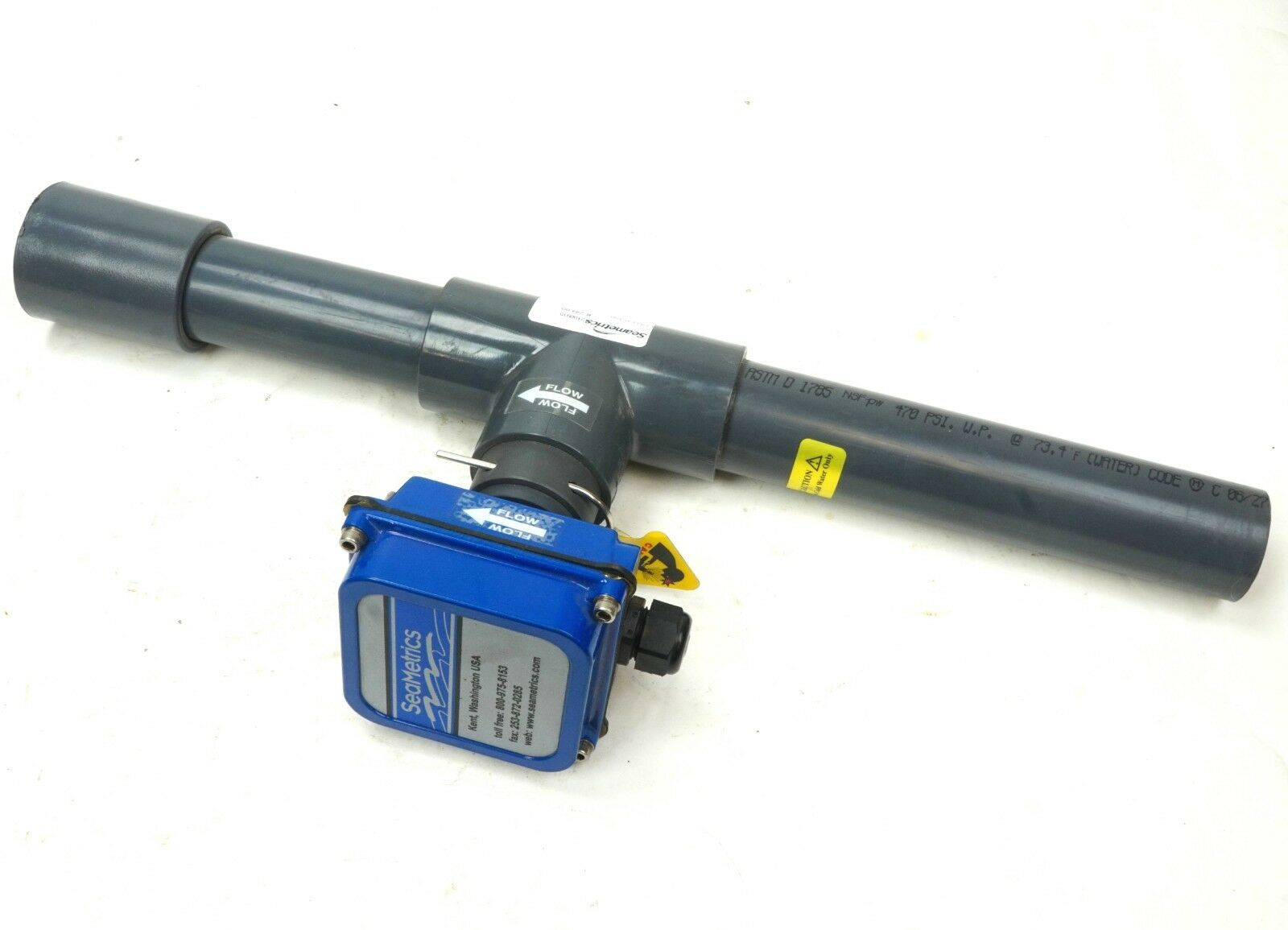 insertion flow sensor