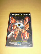URBAN LEGEND VHS Horreur Thriller Jared Leto 1998
