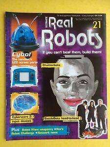 Ultimate-Veritable-Robots-No-21-Revue-Si-You-Can-039-T-Vaincre-Les-Build-Les