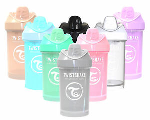 Twistshake-Ergonomic-Spill-free-Fruit-Infuser-Crawler-Cup-300ml-Sippy-Cup
