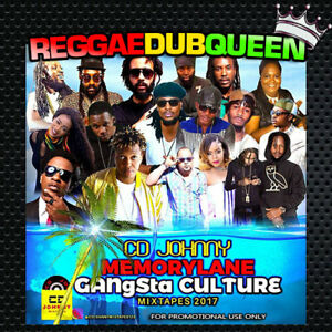 Details about CD Johnny - Memory Lane Gangsta Culture Mixtape  Reggae Mix  CD