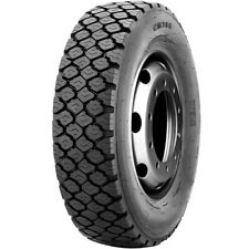 4 Tires Trazano Cm986 21575r175 Load H 16 Ply Drive Commercial