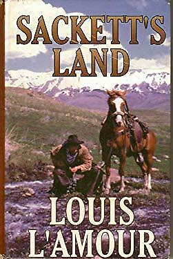 Sackett's Land by L'Amour, Louis-ExLibrary