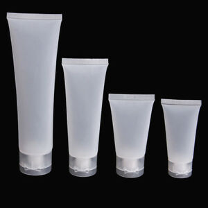 Clear-Empty-Portable-Travel-Squeeze-Cosmetic-Tubes-Cream-Lotion-Bottles-g