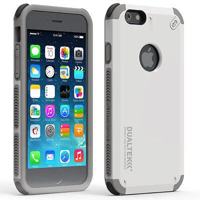 "For Apple iPhone 6s Plus (5.5"") PureGear DualTek Extreme Hard Matte Case Cover"