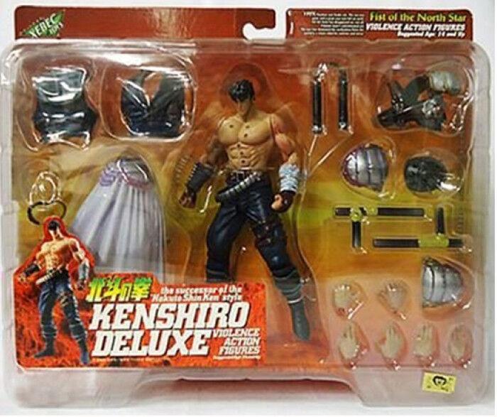 199X Kenshiro vers. deluxe Weiß cape Ken Shiro Hokuto Violence