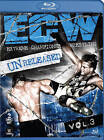 WWE: ECW Unreleased, Vol. 3 (Blu-ray Disc, 2015, 2-Disc Set)