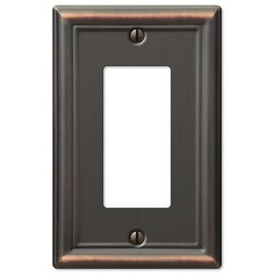 Bronze Wall Switch Plate Toggle Outlet Cover Rocker Duplex Wallplate Covers