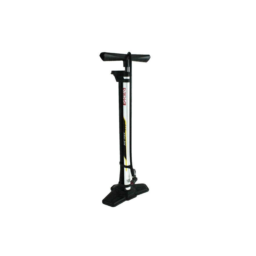 Pompa da officina tubeless pump con manometro color black Barbieri  bicicletta  large discount