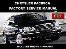 chrysler pacifica 2004 2005 2006 2007 2008 service repair workshop rh ebay com 2006 chrysler pacifica service manual 2006 chrysler pacifica repair manual free