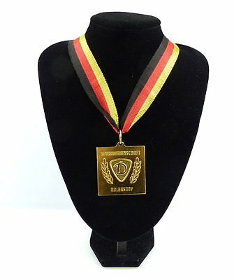 #e4173 Ddr Medaille Staatssicherheit Wachregiment Berlin Hallenschwimmfest Mfs