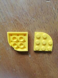 Lego Choose Color /& Quantity Plate Plaque 3x3 30357 Round Corner