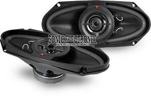 2-Kenwood-KFC-415C-4x10-034-2-Way-320W-RMS-Peak-Car-Audio-Power-Speakers-NEW-Pair