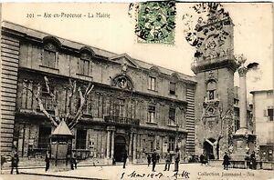 Cpa Aix En Provence La Mairie (339930) Cazww9yr-08002903-919414828