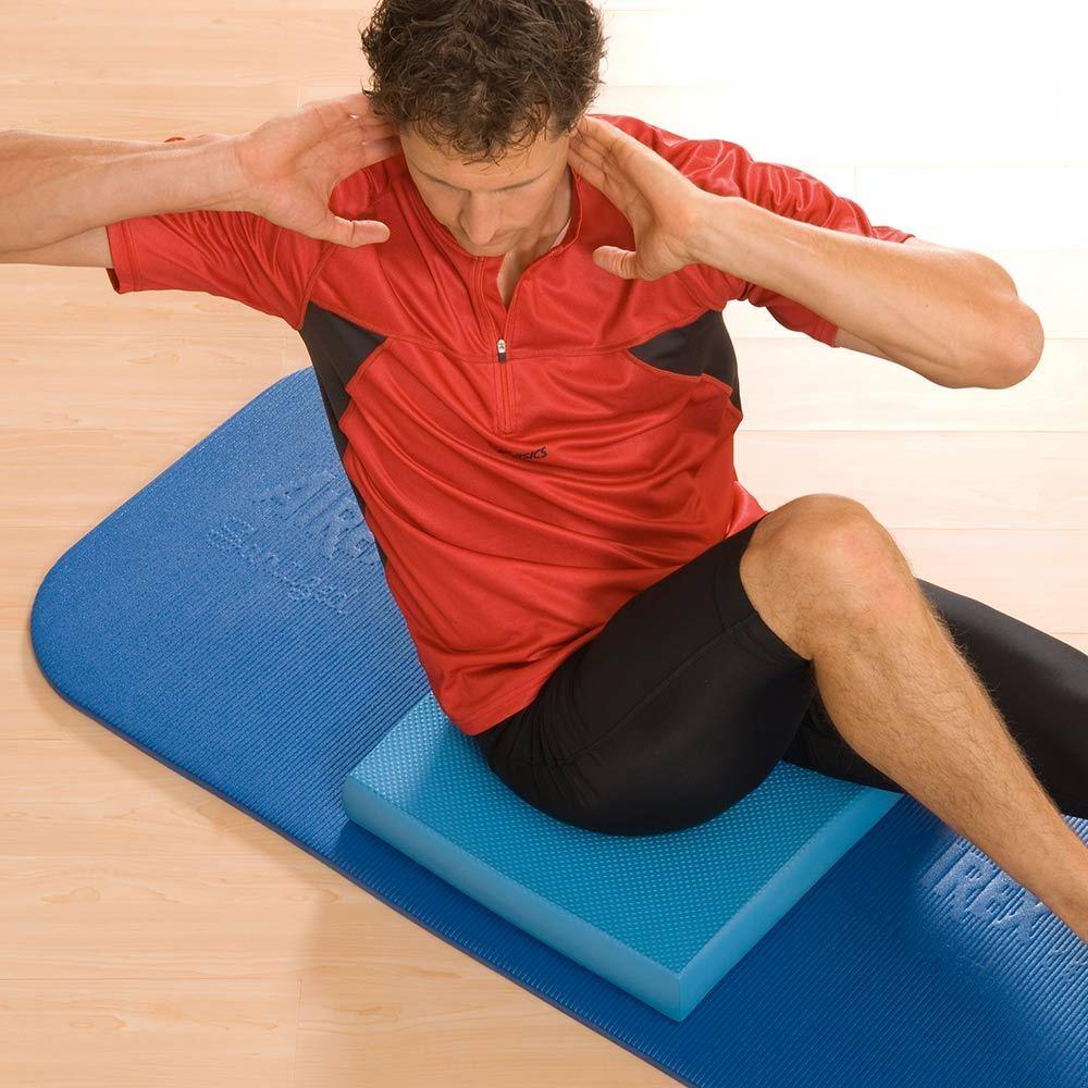AIREX Balance Pad 50 x 41cm Blau | Balancetrainer, Balancetrainer, Balancetrainer, Koordinationstrainer NEU&OVP c06854