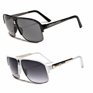 80s-Mens-Womens-Aviator-Retro-Vintage-Classic-Fashion-Designer-Sunglasses-Black