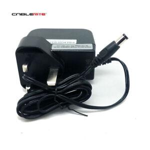 Details about Yamaha Keyboard 12v AC DC Power Supply Mains Adaptor plug -  12 Volt UK Cable
